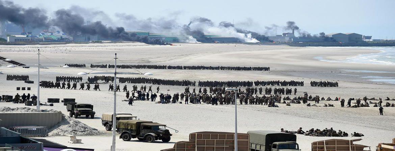 Dunkirk,  la película bélica de Christopher Nolan