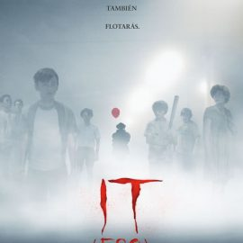 Aparece el trailer 2 de IT (Eso), la primera parte de dos entregas cinematográficas de la novela de Stephen King