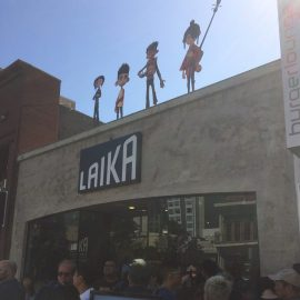 [Galería] Recorrido por los estudios Laika, referente del stop motion – Laika Experience