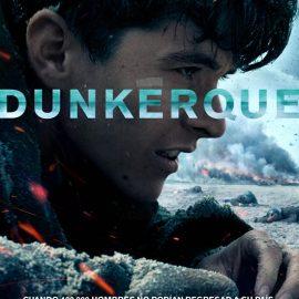 Reseña de Dunkerque (Christopher Nolan). Ni la mejor película del año, ni la mejor película bélica de la historia