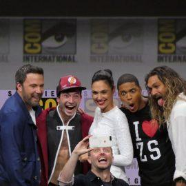 Panel de Warner Bros. en el Comic-Con de San Diego 2017 – SDCC17