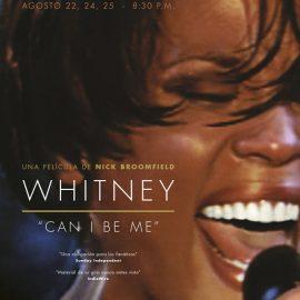 Whitney: Can I Be Me, el documental autorizado e íntimo sobre Whitney Houston llega a salas en estreno limitado
