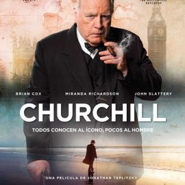 Reseña de Churchill de Jonathan Teplitzky, biopic de un Winston Churchill melancólico y lleno de fantasmas