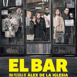 Reseña de El Bar de Álex de la Iglesia, una sátira de carácter conspirativo y apocalíptico