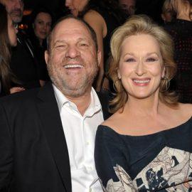 Continúan las consecuencias y las fuertes reacciones de artistas tras escándalo sexual de Harvery Weinstein, el productor estrella de Hollywood