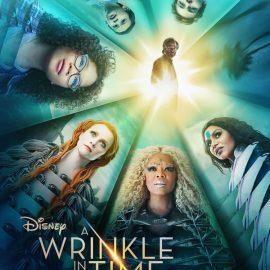 A Wrinkle in Time (Un Viaje en el Tiempo) aprovechó los American Music Awards para mostrar nuevo trailer