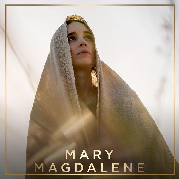 Lanzan el tráiler del filme bíblico 'María Magdalena'