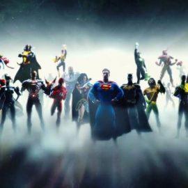 Reseña Liga de la Justicia. Los nuevos dioses han llegado