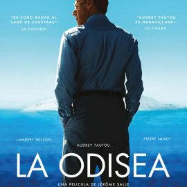 Reseña de La Odisea (L'Odyssée), biopic sobre el expedicionario Jacques Cousteau
