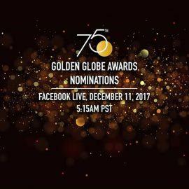 Nominados a los Globos de Oro 2018 – The Shape of Water de Guillermo del Toro lidera la lista