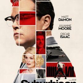 Reseña de Suburbicon, thriller dirigido por George Clooney con buen tono satírico
