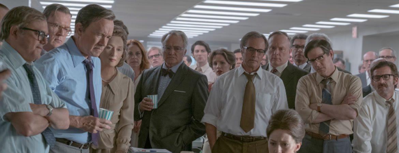 The Post hace coincidir a Steven Spielberg, Tom Hanks y Meryl Streep por primera vez