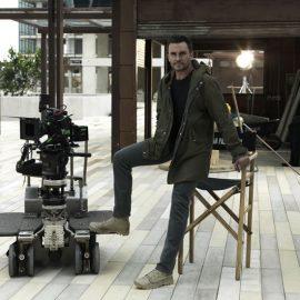 El actor Juan Pablo Raba es el protagonista de Distrito Salvaje de Netflix