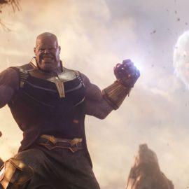 [Galería de Imágenes] Avengers: Infinity War