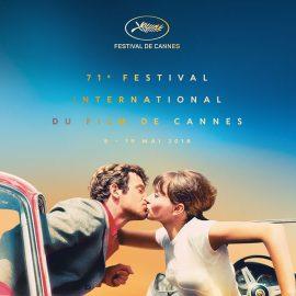 18 películas en Competencia Oficial de Cannes. Jean-Luc Godard, Spike Lee y Jafar Panahi entre los invitados
