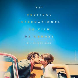 Cannes 2018 presenta el póster oficial inspirado en película de Jean-Luc Godard y la competencia oficial de cortometrajes