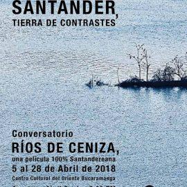 Antes de su estreno, Ríos de Ceniza presenta exposición fotográfica