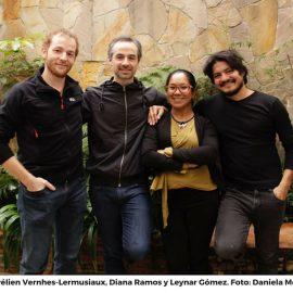 Hacia la batalla, película del francés Aurélien Vernhes-Lermusiaux se rueda en Colombia