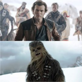Reseña Han Solo: Una historia de Star Wars