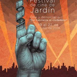Mañana se realizará el lanzamiento del 3er Festival de Cine de Jardín
