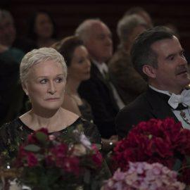 Glenn Close regresa al cine con un papel fuerte en The Wife