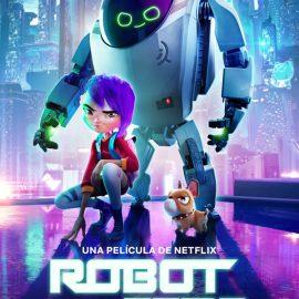 Robot 7723, película animada que Netflix estrenará a nivel mundial