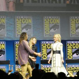 Novedades de DC Comics en el Comic-Con de San Diego 2018: Aquaman, Wonder Woman 1984 y Shazam
