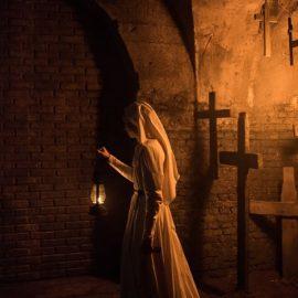La monja (The nun) se aproxima a las salas de cine – horror y acción a partes iguales según Taissa Farmiga