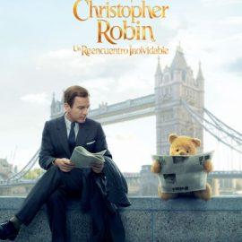 Reseña Christopher Robin, encantador retorno de Winnie-the-Pooh y sus amigos