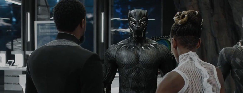 Pantera Negra regresó a salas con la celebración de los 10 años de Marvel