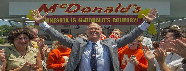 Cine para recordar: The Founder, la historia del creador de la marca McDonald's