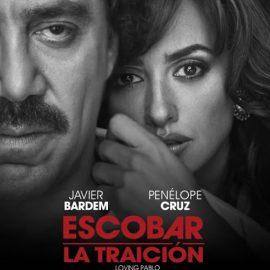 Reseña Loving Pablo (Escobar: La traición). Superficial retrato de Pablo Escobar y su romance con Virginia Vallejo