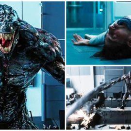 Reseña Venom: Grata bienvenida al universo simbionte.