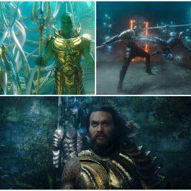Aquaman, el rey de los siete mares ha llegado – Reseña