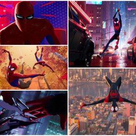SpiderMan: Into The Spider-Verse. ¡Un fantástico universo! – Reseña