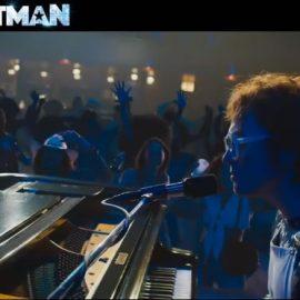 Rocketman, así se llama la película biográfica de Elton John que se estrenará en 2019