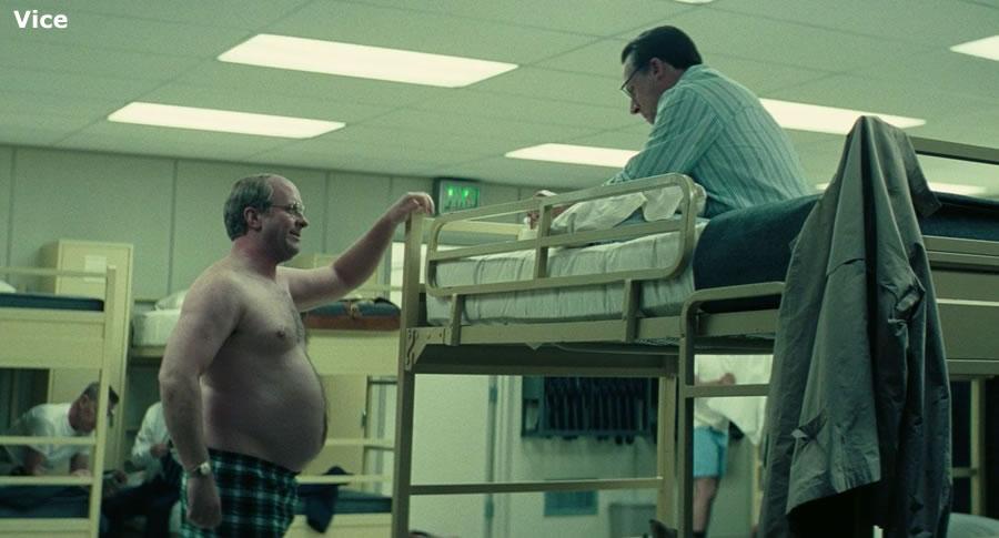 Vice, la película... Christian Bale