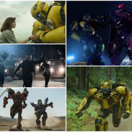 Bumblebee – Reseña. Nuevos aires para la franquicia Transformers
