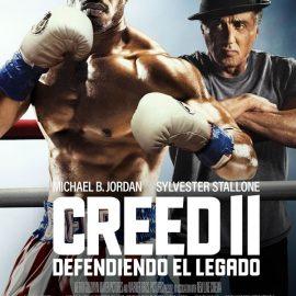 Creed II – Crítica. Una secuela más y efectiva de la serie Rocky