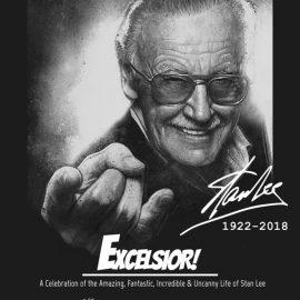 Stan Lee recibirá un gran tributo en Hollywood el próximo 30 de enero