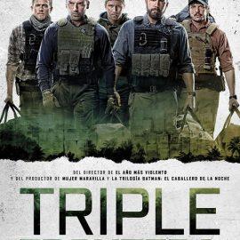 Triple Frontera de J.C. Chandor y rodada parcialmente en Colombia lanza nuevo trailer