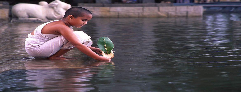 Cine para recordar: Water