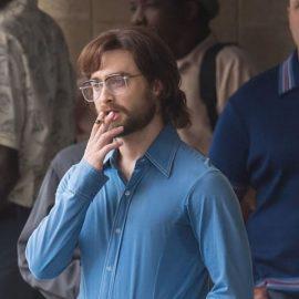 Daniel Radcliffe interpreta a Tim Jenkin en Escape From Pretoria, el preso político que escapó en la era del apartheid
