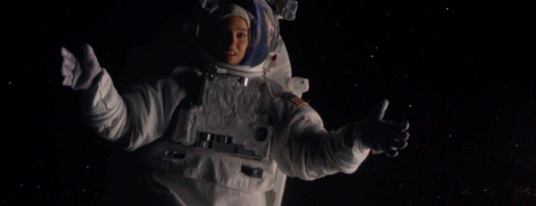 Natalie Portman es una astronauta en problemas en Lucy In The Sky