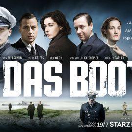 Se estrena la serie El Submarino, secuela basada en el clásico bélico