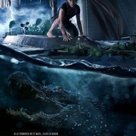 Crawl (Infierno en la tormenta), la película de terror exitosa de esta temporada de verano