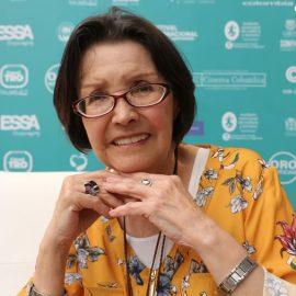 Entrevista a Margalida Castro – Más de 50 años de carrera artística reconocidos en el FICS