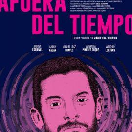 """Entrevista """"Afuera del tiempo"""" de Marco Velez, tragicomedia con ciencia ficción"""