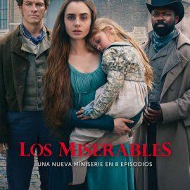 Los miserables, la serie, con Dominic West y David Oyelowo, desde hoy en la plataforma Starzplay