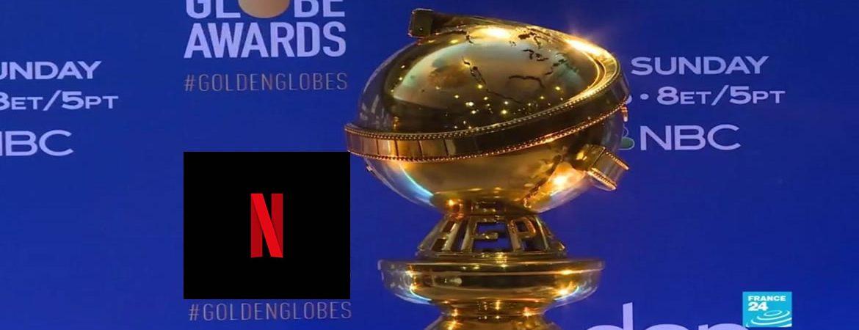 Netflix se impuso sobre estudios tradicionales en los Golden Globes